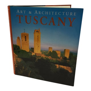 Tuscany Art and Architecture Book For Sale