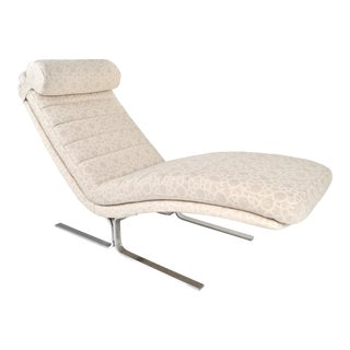 Chaise Longue by Walter Knoll for Brayton International, Usa, 1970s For Sale