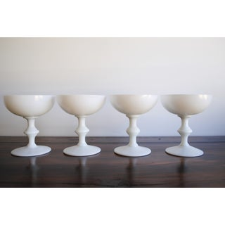 Portieux Vallerysthal Opaline Glasses, Set of 4 Preview