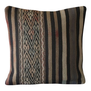 Turkish Vintage Pillow Cover For Sale