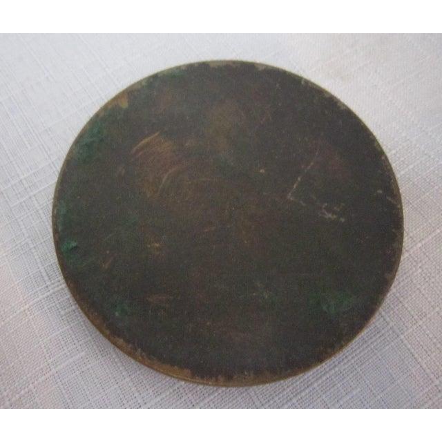 Sundial Bronze Medal For Sale - Image 4 of 5