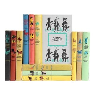Vintage Children's Classics, S/12 For Sale