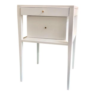 Transitional Century Artefact Chamber Side Table For Sale