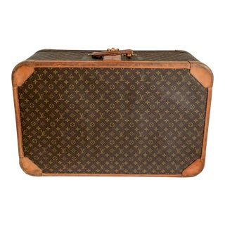 Vintage Louis VuittonSuitcase Trunk For Sale