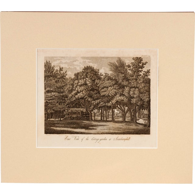 Strawberry Hill Engraving - Set of 3 - Image 4 of 4