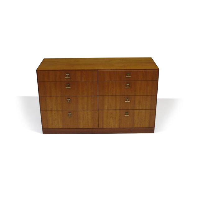 High-End Borge Mogensen Chest of Drawers | DECASO on mid century decor, mid century modern cabinet, mid century low credenza, mid century modern arm chairs cushion, mid century modern style furniture, mid century kitchen cabinets,