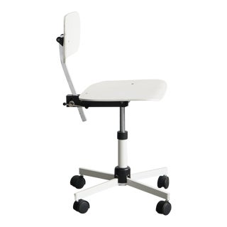 Rasmussen White Office Chair For Sale