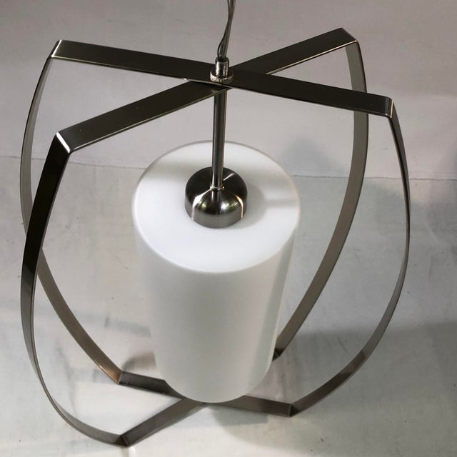 Contemporary Capital Lighting HomePlace 1-Light Pendant For Sale - Image 3 of 12