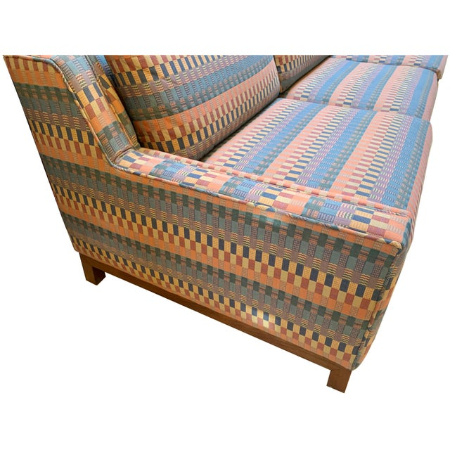 Mid 20th Century Mid-Century Milo Baughman Sofa For Sale - Image 5 of 6