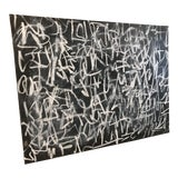 """Image of Contemporary Abstract Painting by Sarah Trundle, """"Elementary' For Sale"""