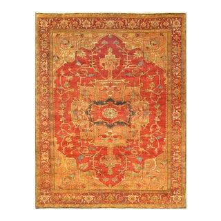 """Pasargad Serapi Wool Area Rug - 10' 2"""" X 13' 9"""""""