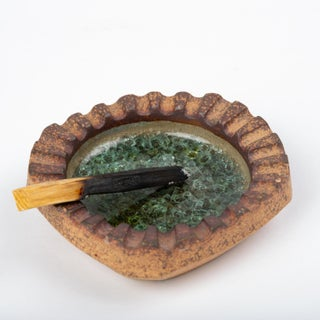 California Studio Pottery Ashtray by Robert Maxwell Preview