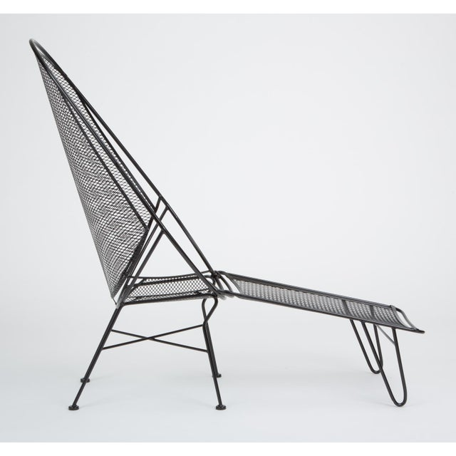 Scoop Lounge Chair With Ottoman by Maurizio Tempestini for Salterini For Sale - Image 9 of 13