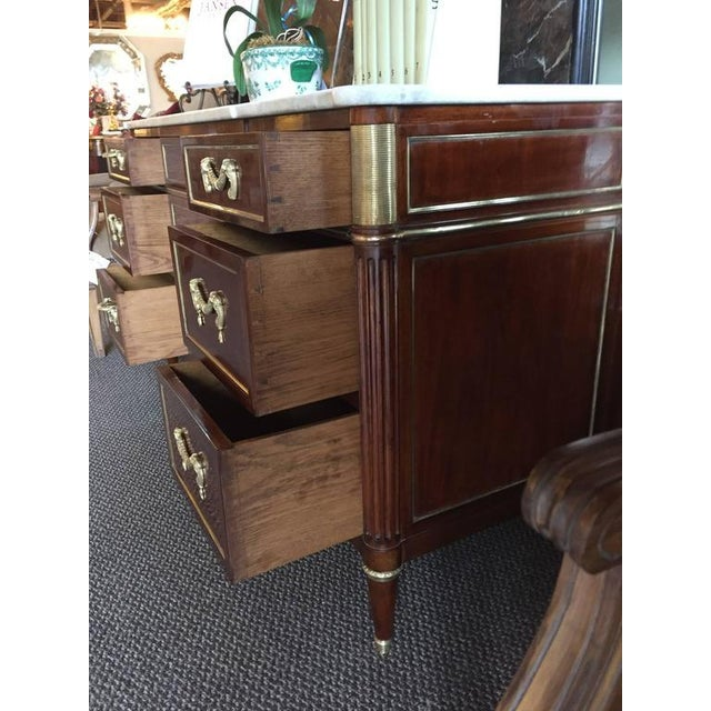 Maison Jansen Louis XVI Style Commode/Chest For Sale In New York - Image 6 of 12