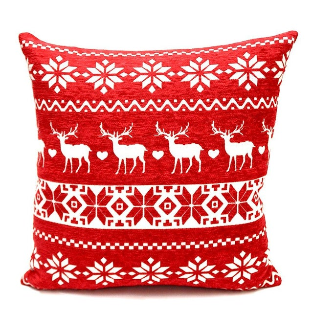 Winter Collection Holiday Decorative Pillow - Image 1 of 2
