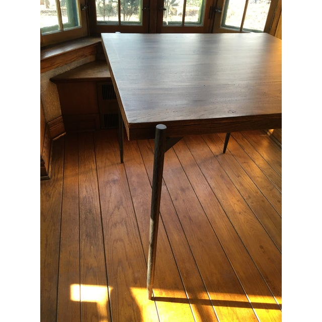 Iron Base Pub Table For Sale - Image 10 of 12