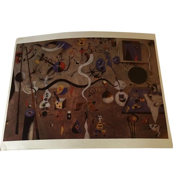 """Joan Miri """"Carnival of Harlequin"""" Print - Image 1 of 5"""