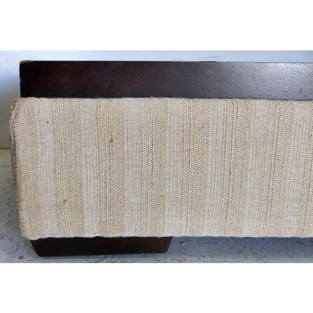 Modern Long Low Bench - Image 5 of 6