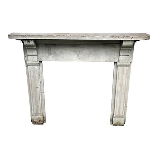 Ca. 1870 Classical Mantel For Sale