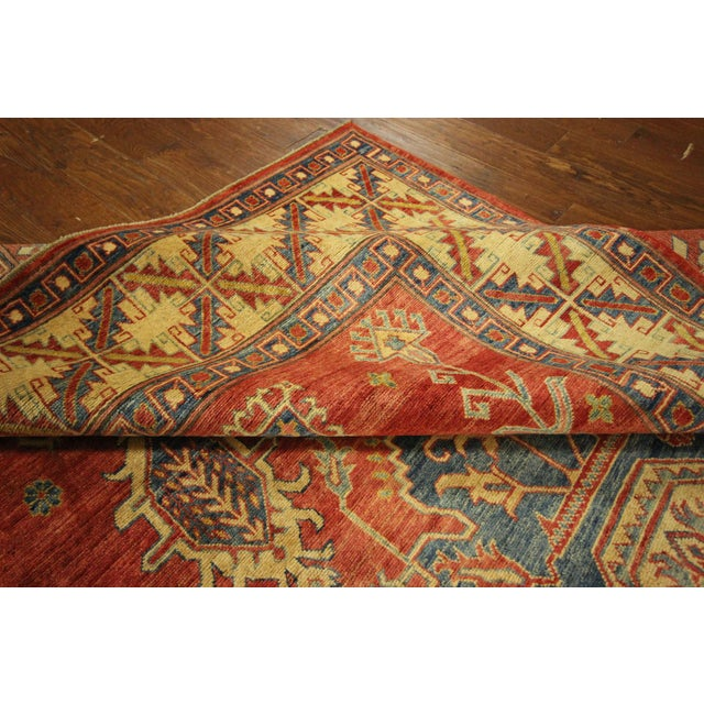 "Mojave Collection Kazak Rug - 7'5"" x 11'5"" - Image 9 of 11"