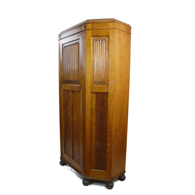 Antique Armoire - Image 4 of 5