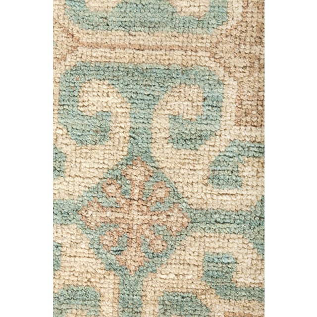 """New Khotan Hand-Knotted Rug - 9' 10"""" X 13' 9"""" - Image 3 of 3"""