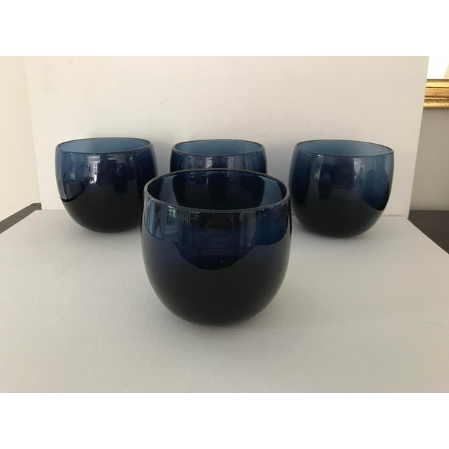 Early 21st Century Glassybaby Studio Art Glass Hand Blown Drinker Tumbler For Sale - Image 5 of 6