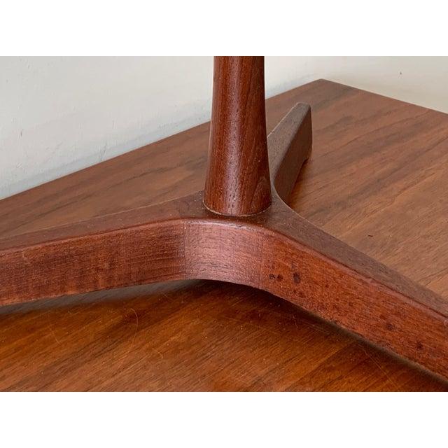 Wood 1960s Danish Modern Hans Andersen Teak Table For Sale - Image 7 of 10