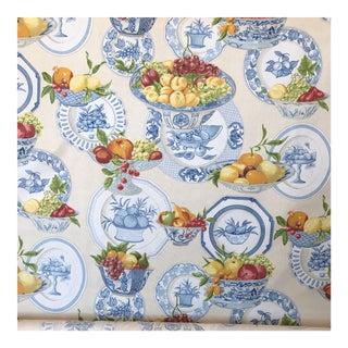 Jane Churchill Still Life Fabric - 3.5 Yards