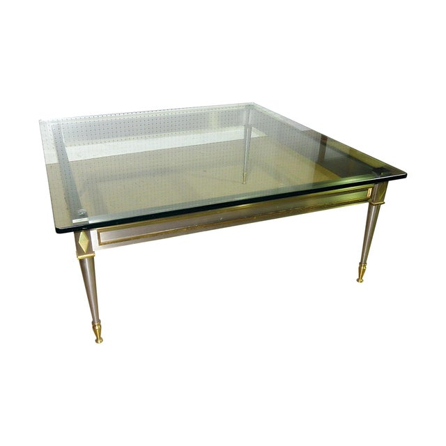 Mid 20th Century Vintage John Vesey Style Coffee Table For Sale - Image 11 of 11