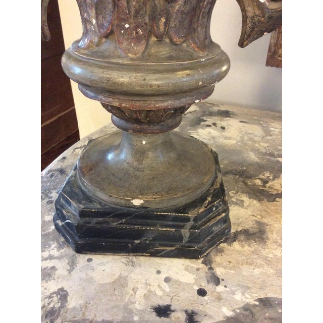 Mid 19th Century 19th Century Italian Urn Lamp For Sale - Image 5 of 13