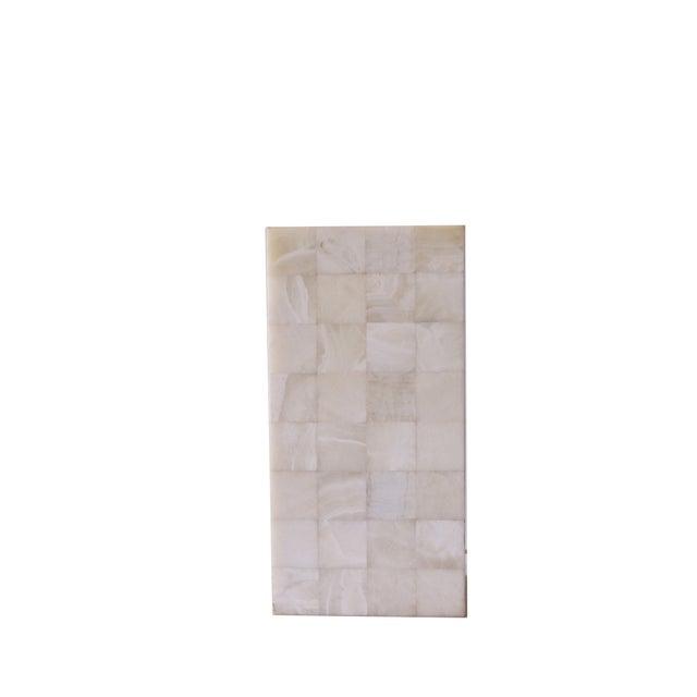 Alabaster Column Lamp - Image 2 of 4