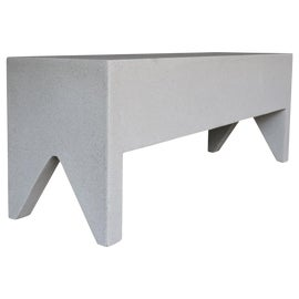 Image of Fiberglass Benches