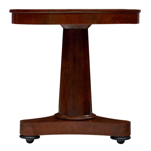 Wood 19th Century French Empire Gueridon For Sale - Image 7 of 10