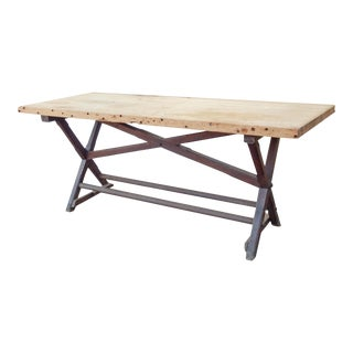 Tall Work Table