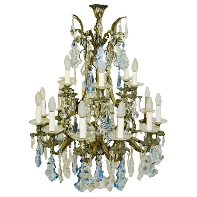 Rococo Chandelier For Sale