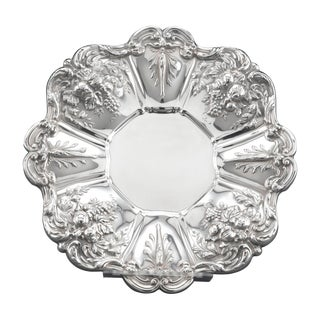 """""""Francis I"""" Silver Plate For Sale"""