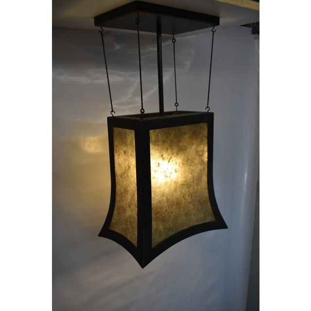 Lights Medium Torii Pendant Light For Sale - Image 7 of 8