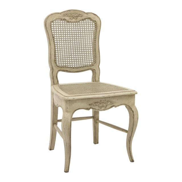 French Country Dining Chairs - Set of 6 For Sale