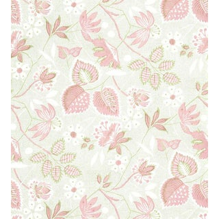 Indienne Hazel Wallpaper by Anna French - Sample For Sale