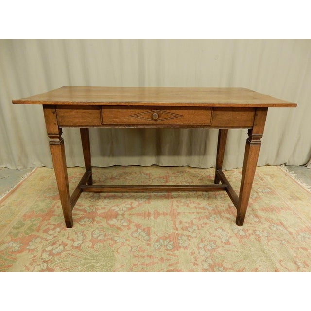 19th C Provincial Italian Writing Desk For Sale - Image 9 of 9