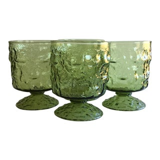 Milano on the Rocks Glasses - Set of 4 For Sale