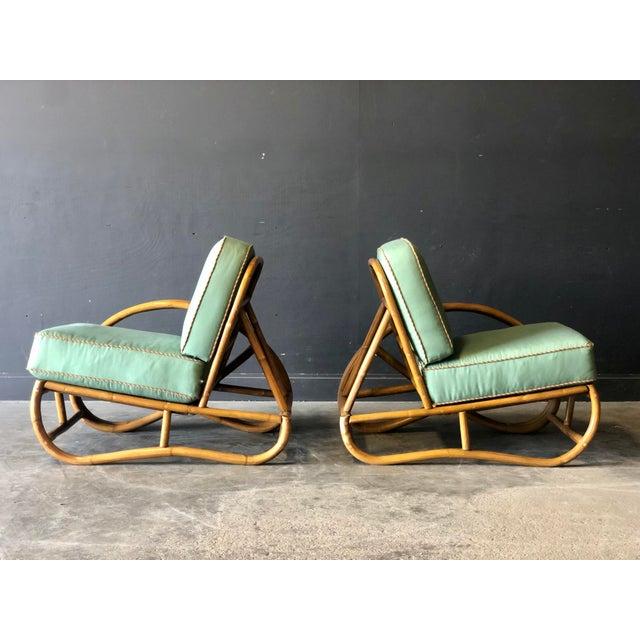 Paul Frankl Pretzel Settee Set For Sale - Image 9 of 13