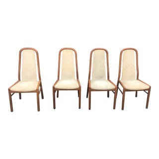 1970s Mid-Century Modern Boltinge Teak Dining Chairs - Set of 4 For Sale