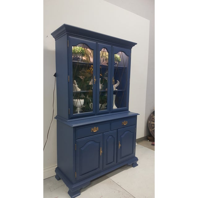 Ethan Allen Hutch - Image 4 of 7