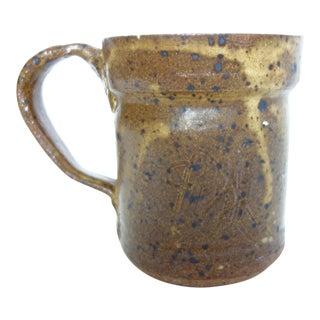 Mid-Century Ceramic Mug For Sale