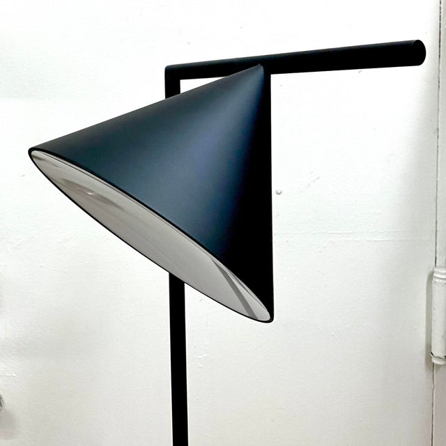 Flos Black Captain Flint Contemporary Style LED Floor Lamp For Sale In New York - Image 6 of 13