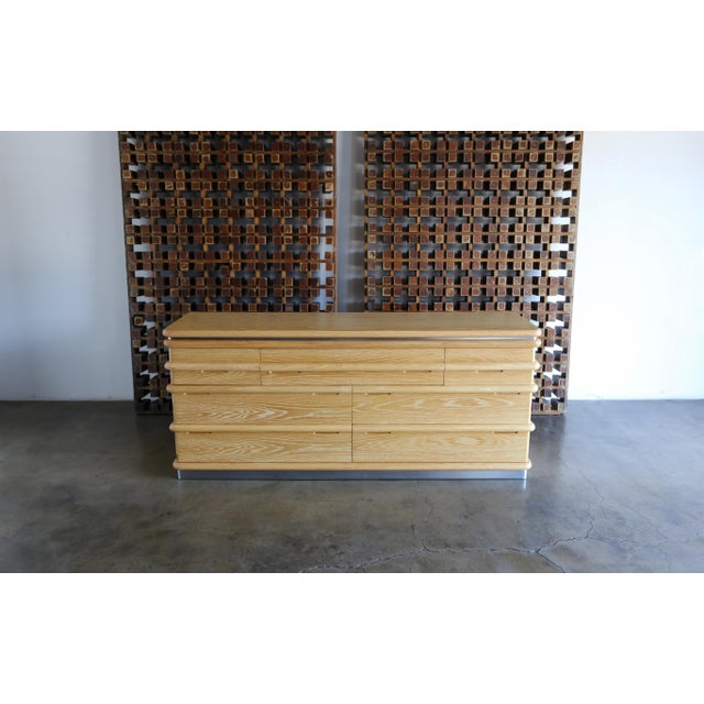 Century Furniture Jay Spectre Chest for Century Furniture, Circa 1980 For Sale - Image 4 of 12