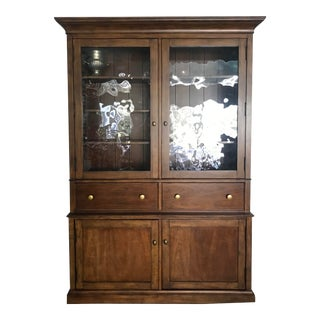 Martha Stewart For Bernhardt Library Display Cabinet For Sale