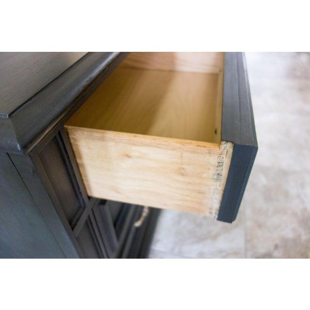 Lane Storage Dresser in Graphite - Image 6 of 9